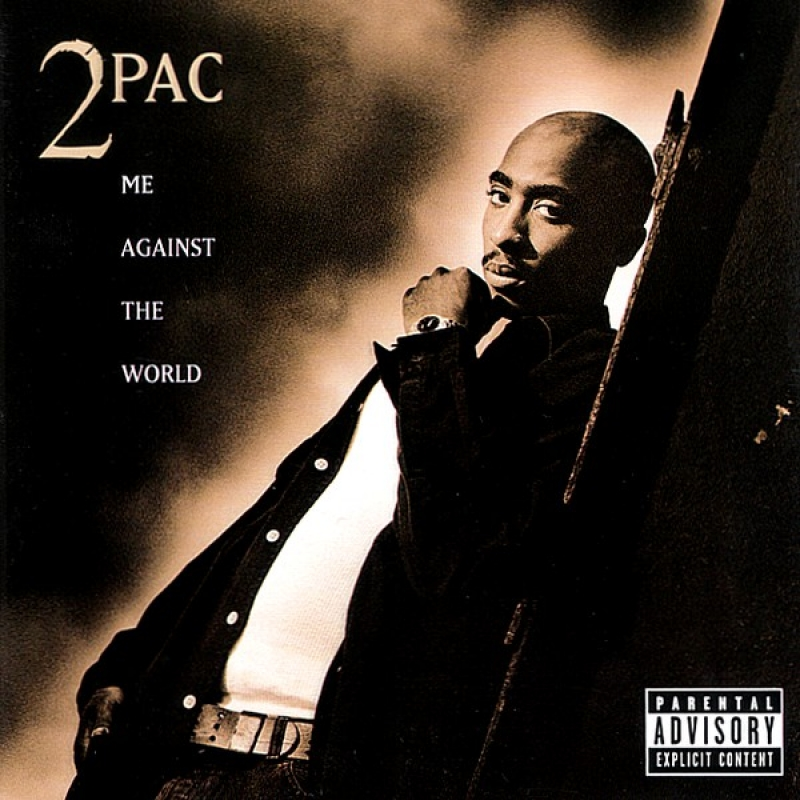 2 Pac - Me Against the World (IMPORTADO)