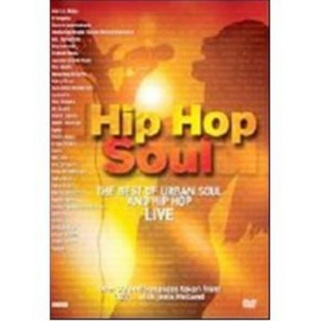 DVD HIP HOP SOUL - THE BEST OF URBAN SOUL AND HIP HOP LIVE