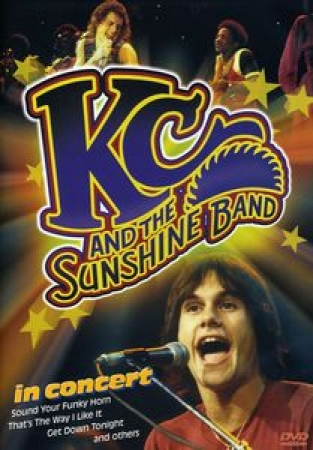 KC And the Sunshine Band: In Concert - Sound Your Funky Horn DVD