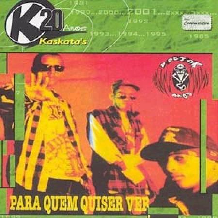 Doctor Mcs - Para Quem Quiser Ver  (CD)