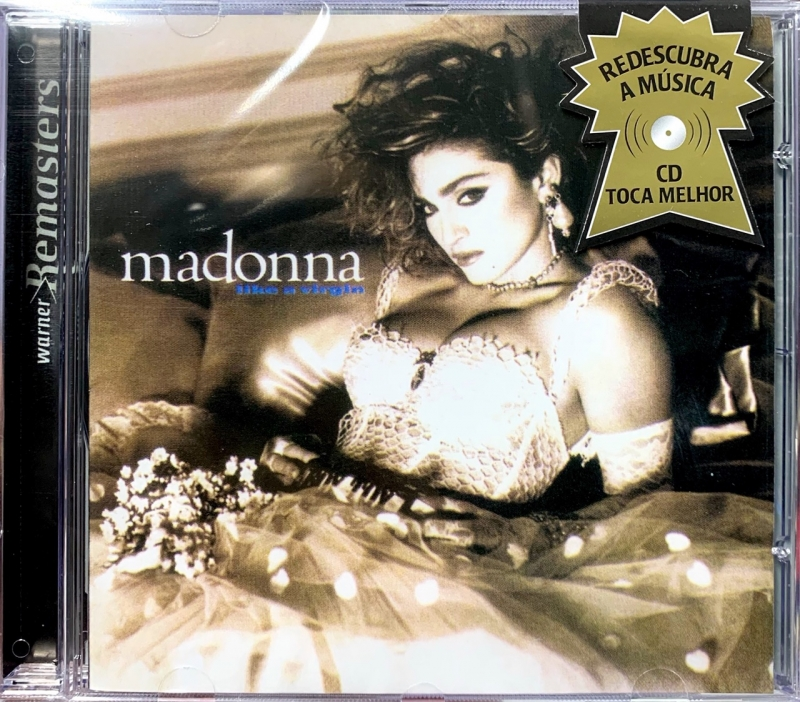 Madonna - Like A Virgin ( CD )