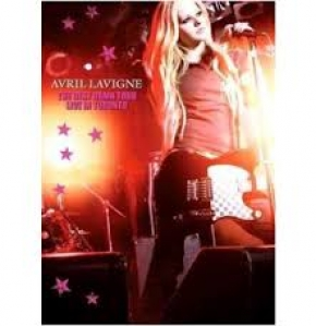 Avril Lavigne - The Best Damn Thing - Live In Toronto (DVD)