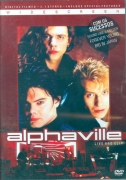 Alphaville - Live And Clip DVD
