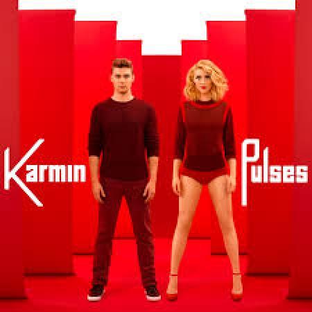 KARMIN - PULSES IMPORTADO (CD)
