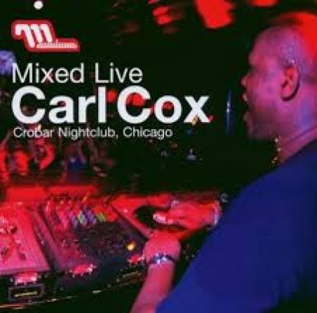 Carl Cox - Mixed Live Carl Cox