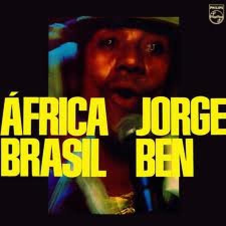 Jorge Ben - Africa brasil (CD)
