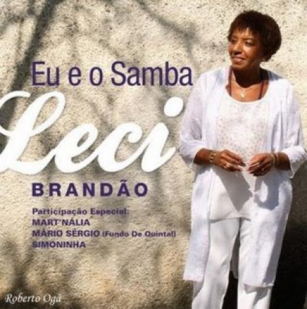 Leci Brandão - Eu e o Samba (CD)