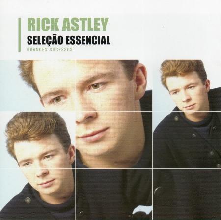 Rick Astley - Seleçao Essencial