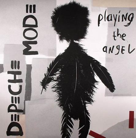 LP Depeche Mode - Playing The Angel Lacrado Importado Duplo 180 Grama