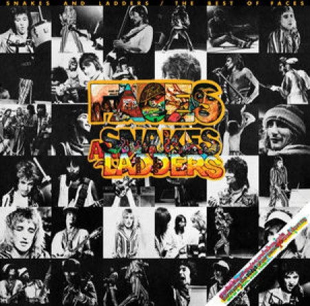 LP Snakes & Ladders - The Best of Faces IMPORTADO LACRADO