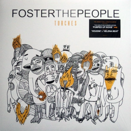 The Foster People - Torches  Importado Lacrado