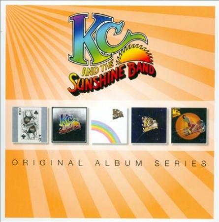 Kc And The Sunshine Band - Original Album Series