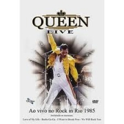 Queen Live - Ao Vivo No Rock In Rio ( DVD )