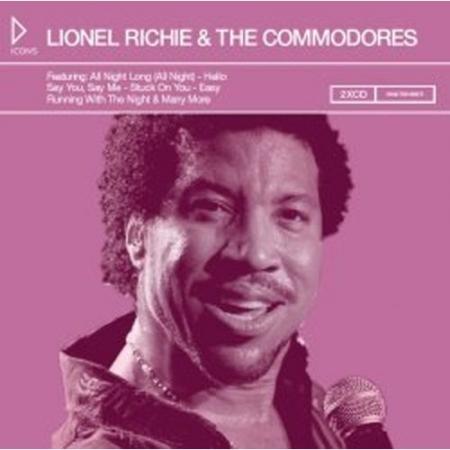 LIONEL RICHIE & THE COMMODORES