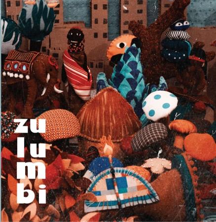 LP Zulumbi - Zulumbi ( Vinyl )