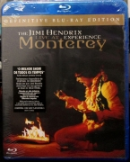 The Jimi Hendrix Experience - Live at Monterey Blu Ray