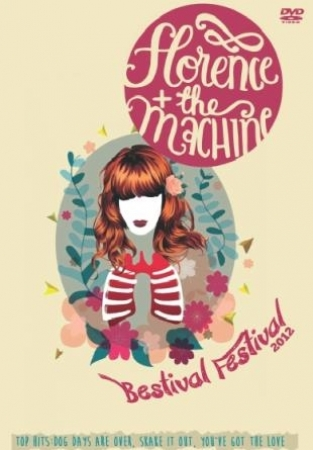 Florence The Machine - Bestival Festival 2012