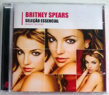 Britney Spears - Seleçao Essencial (CD)