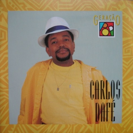 Carlos Dafé - Geração Pop (CD)