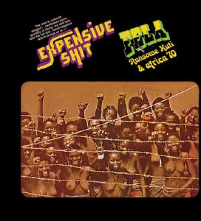 LP Fela Kuti - Expensive Shit IMPORTADO LACRADO