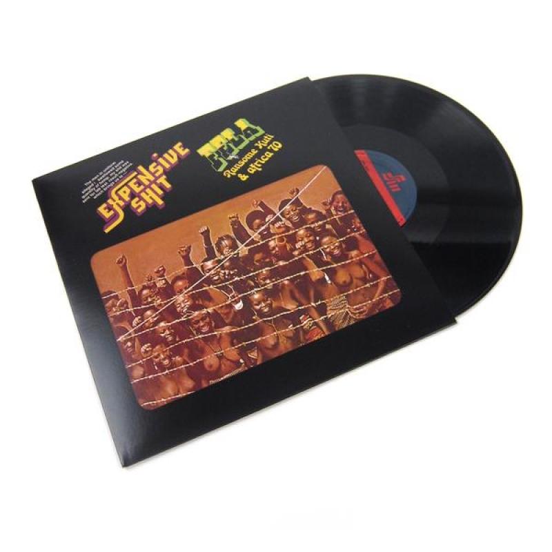 LP Fela Kuti - Expensive Shit (Vinyl Importado Lacrado)