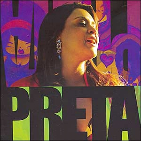 PRETA GIL - PRETA (CD)