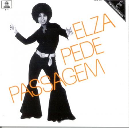 ELZA SOARES - ELZA PEDE PASSAGEM (CD)