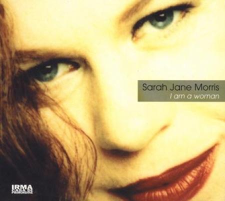 Sarah Jane Morris - I Am A Woman (CD)
