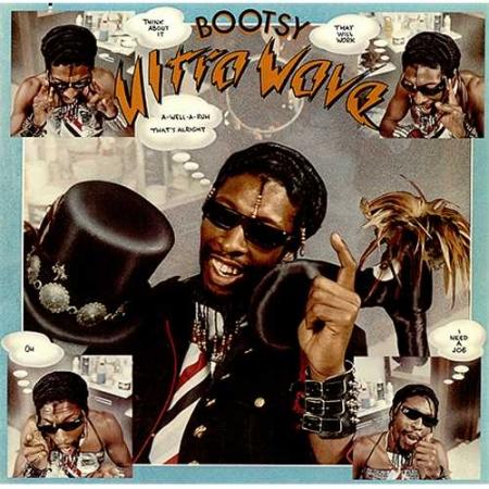 Bootsy - Ultra Wave (CD)