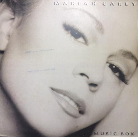 LP Mariah Carey - Music Box VINYL