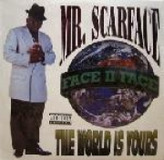 LP Scarface - The World Is Yours ALBUM DUPLO IMPORTADO LACRADO