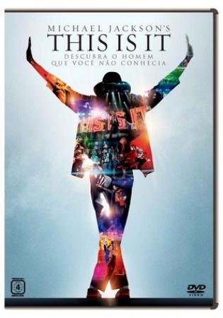 MICHAEL JACKSON - THIS IS IT (FILME) DVD