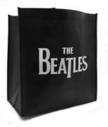 BAG THE BEATLES - PRETO (SACOLA)