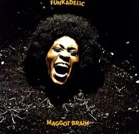 LP Funkadelic - Maggot Brain 180 GRAMAS IMPORTADO LACRADO