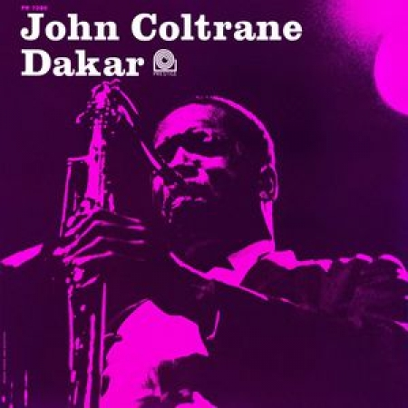 LP John Coltrane - Dakar IMPORTADO LACRADO
