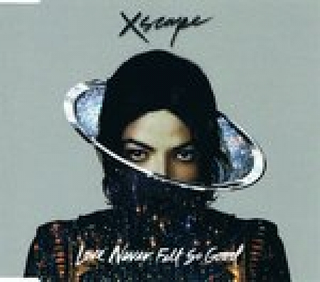 Michael Jackson ‎- Love Never Felt So Good (single)