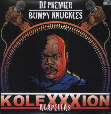 LP DJ Premier & Bumpy Knuckles – KoleXXXion (Acapellas) ALBUM DUPLO IMPORTADO LACRADO