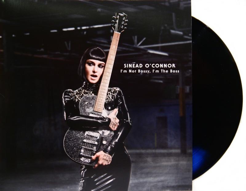 LP Sinead O Connor - Im Not Bossy Im the Boss (VINYL IMPORTADO LACRADO)