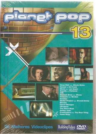 Planet Pop Vol. 13 (DVD)