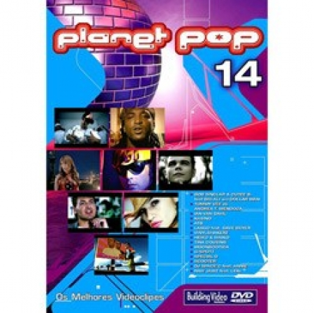 Planet Pop - Vol. 14 (DVD)