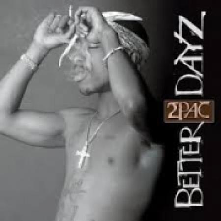 2 PAC - BETTER DAYZ CD DUPLO IMPORTADO LACRADO