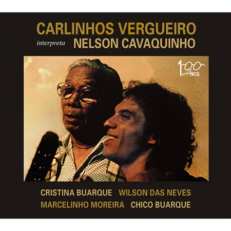 Carlinhos Vergueiro - Interpreta Nelson Cavaquinho