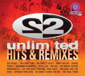 2 UNLIMITED - HITS E REMIXES (CD)
