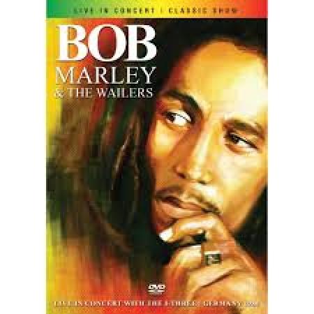 Bob Marley: Live In Germany 1980 DVD