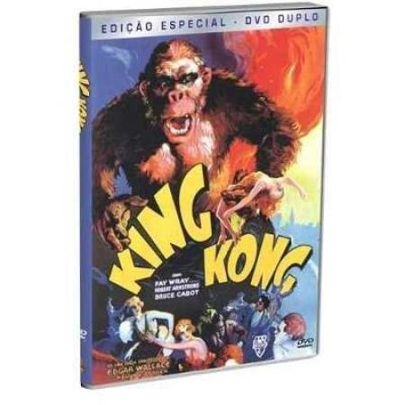 King Kong 1933 - Edição Especial (DVD DUPLO)