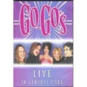 Gogos - LIve In Central Park (DVD)