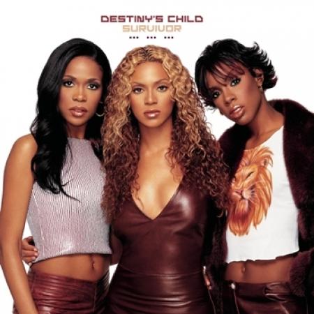 DESTINYS CHILD - Survivor Remixes (cd single)