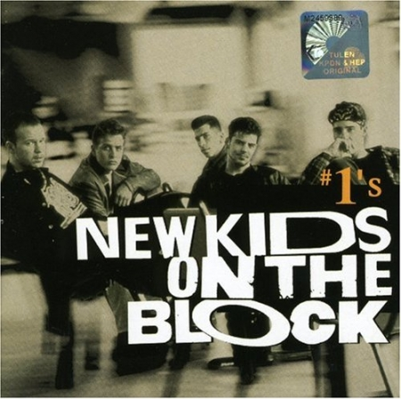 New Kids On The Block - Number Ones