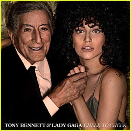 TONY BENNETT & LADY GAGA - CHEEK TO CHEEK (CD)