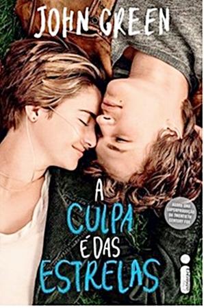A CULPA E DAS ESTRELAS - com pingente exclusivo DVD